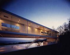 坂茂建築設計 / Shigeru Ban Architects 『ピクチャー・ウィンドウの家』 http://www.kenchikukenken.co.jp/works/1300244164/2115/