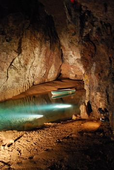 Wookey Hole Caves, Somerset, England.