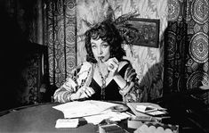 TOUCH OF EVIL Marlene Dietrich as Tana