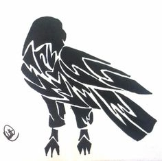 Artistic Falcon that I drew