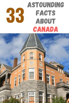 These fun facts about Canada range from the enlightening to the absurd and exemplify what a diverse and fascinating country it truly is. Fun Facts About Canada, Japan Facts, Diy Crafts Life Hacks, Yukon Territory, Intresting Facts, Daily Facts, Family Is Everything, My Collection, Funny Pins