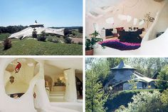 7 Of The World's Most Mind-blowing Homes: Artistic Or Atrocious?: Upside-down…