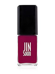 JINsoon Cherry Berry Nail Polish/0.37 oz.