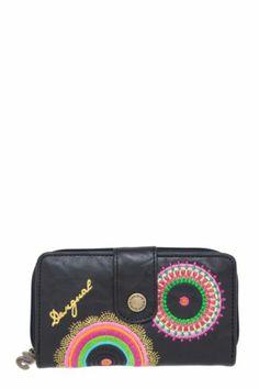 Desigual Mone_Wallet Audrey, Borsa Donna, Marrone (Braun (Chocolate cm (L x A x P) Purse Wallet, Coin Purse, Types Of Bag, Wallets For Women, Women's Accessories, Zip Around Wallet, Shoulder Bag, Purses, Shoe Bag