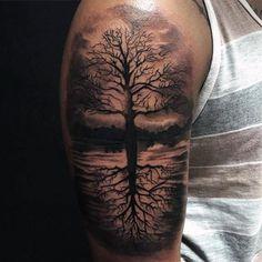 Resultado de imagen para best shoulder arm tattoos
