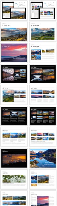 iBooks Author Templates - 11 best images on Pinterest Author, My