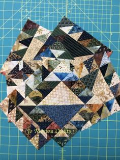 Lady of the Lake blocks for a new quilt