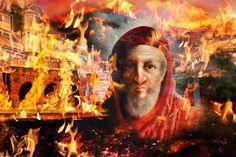 Conspiracy Feeds: Η πυρπόληση της «αιώνιας πόλης» – Ποιος έκαψε την ...
