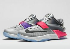 89cceb8126d6 Buy Real Nike KD 7 All Star Pure Platinum Multicolor Black Discount from  Reliable Real Nike KD 7 All Star Pure Platinum Multicolor Black Discount  suppliers.