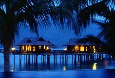 Pangkor Laut Island. Perak State, Malaysia.