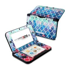 Nintendo 3DS XL Skin - Daze by Brooke Boothe | DecalGirl