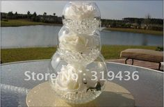 Diamonds And Pearls Party Decorations | ... decoration crystal soil water beads pearl gel ball for vase filler