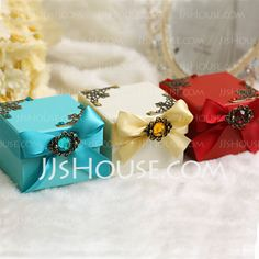 Favor+Holders+-+$22.69+-+Classic+Cuboid+Favor+Boxes+With+Ribbons+(Set+of+12)+(050024428)+http://jjshouse.com/Classic-Cuboid-Favor-Boxes-With-Ribbons-Set-Of-12-050024428-g24428