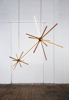 Light Fixtures Born from the Destruction of Architecture - Design Milk
