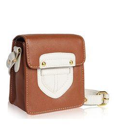 Chicnova Color Block Shield Across Body Bag