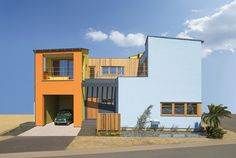 ナナメに配置した家 [タツミプランニング 平沼橋モデルハウス] | 受賞対象一覧 | Good Design Award