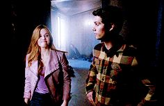 Everything's changed Teen Wolf Stydia, Teen Wolf Dylan, Dylan O'brien, Teen Wolf Fashion, Tv Show Couples, Teen Tv, Scott Mccall, Lydia Martin, She Is Fierce