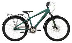 Crescent Hymer (vihreä)  http://www.crescent.fi/pyörät/lasten--ja-nuortenpyörät