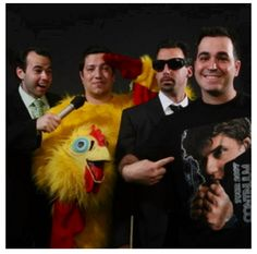 Impractical Jokers on truTV Sal Vulcano, James Murray, Brian Quinn, and Joe Gatto The Tenderloins