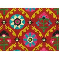 MAYAN MEDALLION - Waverly - Waverly Fabrics, Waverly Wallpaper, Waverly Bedding, Waverly Paint and more