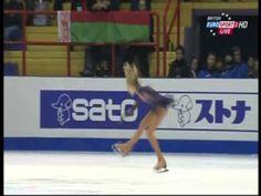 Elena Radionova - 2013 World Junior Championships - LP