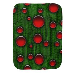 #zazzle #christmas Binary 1's and 0's in a christmas branch arrangement with bright red christmas orb accents for that special computer geek in your life.