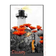 """Discovery"" by judymjohnson on Polyvore"