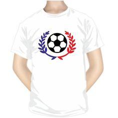 Tee shirt de foot : VICTOIRE - Collection sportive - SiMedio