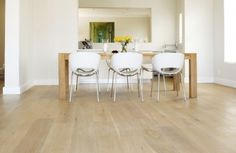 VISI / Articles / The barefoot basics of wooden floors