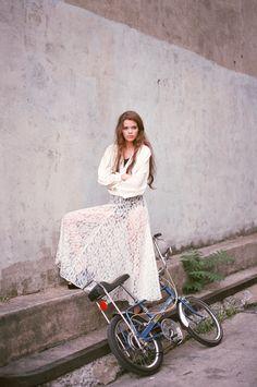 Long + Bike