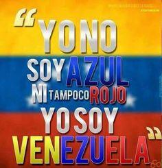 Yo nací en Caracas, Venezuela