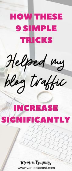 These 9 SEO on-page strategies helped me skyrocket my blog traffic. Here you'll learn how to SEO optimize your blog posts to get more love from Google. Write down these SEO tips and never forget to apply all of them to every article you write, they are su Make Money Blogging, How To Make Money, On Page Seo, Content Marketing Strategy, Seo Tips, Working Moms, Blogging For Beginners, Business Tips, Online Marketing
