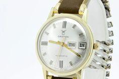 Croton Aquamatic Wrist Watch by timekeepersinclayton on Etsy