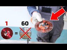 Этим диском можно резать ВСЁ! 1 диск = 60 абразивным кругам. Инновация в сфере обработки металла - YouTube