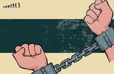 En México, la esclavitud está en nómina #Infografía
