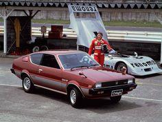 Mitsubishi Celeste JP-spec '1977–81