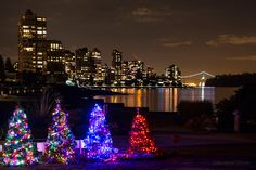Christmas on the Beach ~ West Vancouver, BC. #Vancouver #Photos of the Week. #Photos604