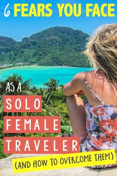 Preparing for any solo trip can often bring on some fears, especially if it is your first solo trip, and for good reason as there are a lot of things that can cause anxiety. If there is one piece of advice that I can give, is that you can overcome these worries, and the fears that you obsess about before you travel will drift away once you arrive in your destination. #adventure #travel