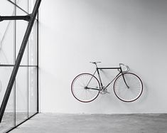 Revolutionize your bike storage with a multi-functional bike hanger for wall mounting. These modern bike racks are as practical as they are stylish. Bicycle Hanger, Best Bike Rack, Wall Mount Bike Rack, Bike Hooks, Bike Shelf, Bike Storage Rack, Bicycle Rack, Garage Storage, Indoor Bike Storage