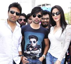 and at the promotions of in Hyderabad Hyderabad, My Friend, Mens Sunglasses, Film, Fashion, Movie, Moda, Film Stock, Fashion Styles