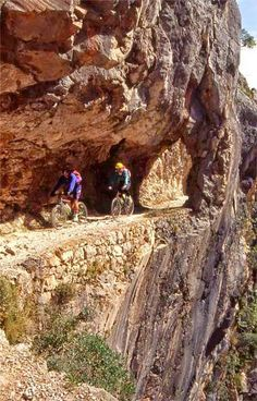 Mountain biking                                   #mtb #cycling