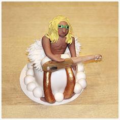 Blonder Engel Mini Cake Mini Cakes, Princess Zelda, Fictional Characters, Fantasy Characters
