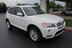 2014 Bmw X3 xDrive28i AWD xDrive28i 4dr SUV SUV 4 Doors White for sale in Schererville, IN Source: http://www.usedcarsgroup.com/used-bmw-for-sale-in-schererville-in