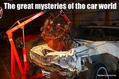 Leaks, noises--MSCC looks at the mystery in the old car world.READ MORE: http://mystarcollectorcar.com/what-are-the-great-mysteries-in-an-old-car/