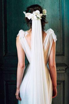 bridal veil hairstyles 16