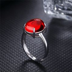 Find More Rings Information about Fashion Ruby Rings Women anillos White Gold Plated Emerald Green Ring Female Open Adjustable Rings for Women Jewelry,High Quality ring 2008,China ring website Suppliers, Cheap ring asian from Blue-Ocean Fashion Jewelry on Aliexpress.com