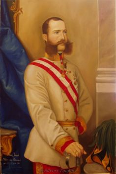 Franz Joseph I, Emperor of Austria. Victoria Reign, Queen Victoria, Her World, World War I, Austria, Die Habsburger, German Confederation, Joseph, Princess Elizabeth