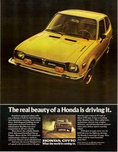 Vintage Honda