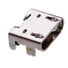 For LG Optimus L3 E400 Micro USB Charging Port Connector  repair parts 125