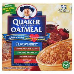 DIY- instant oatmeal